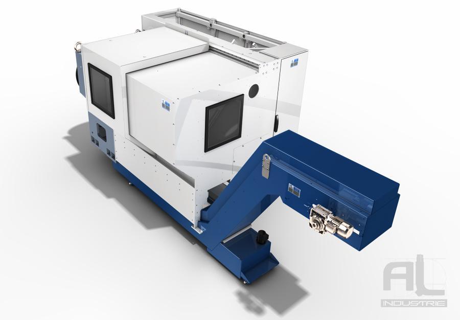 Carenage Machine Outils 3 - Carenage machines outils - Carénages machines