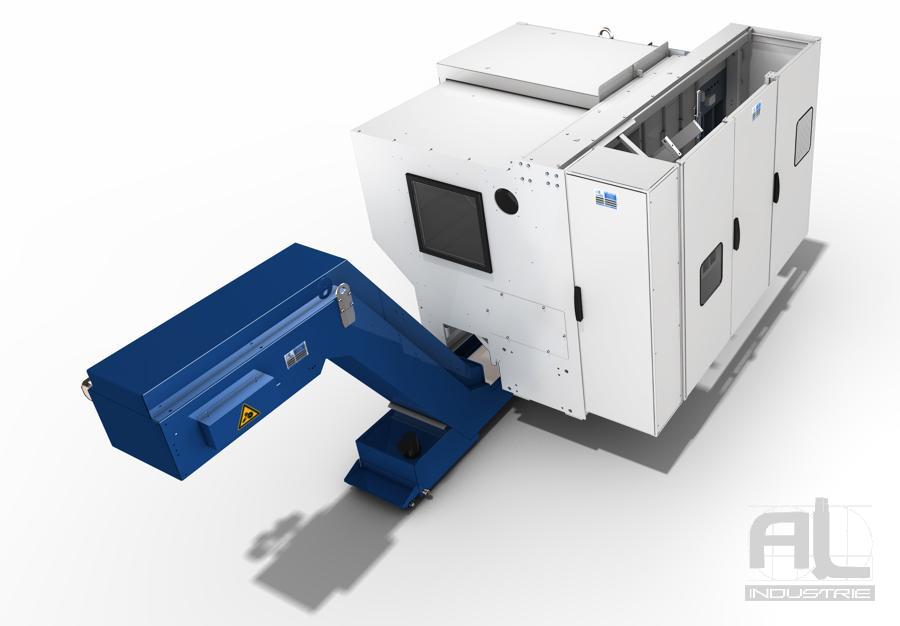 Carenage Machine Outils 4 - Carenage machines outils - Carénages machines
