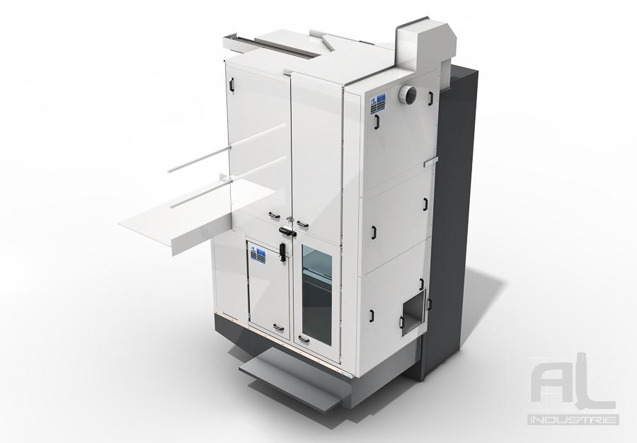 Carenage Machine Outils 9 - Carenage machines outils - Carénages machines