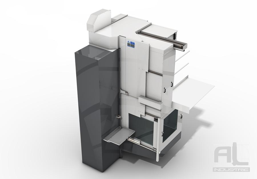 Carenage Machine Outils 10 - Carenage machines outils - Carénages machines