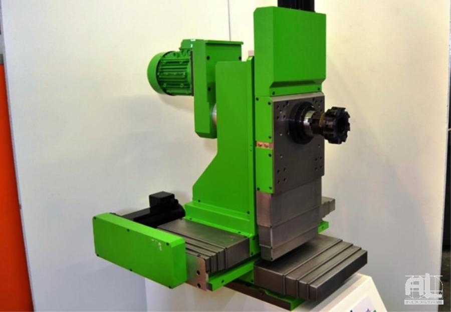 Carter unité de fraisage - Protecteurs telescopiques - Mécanique