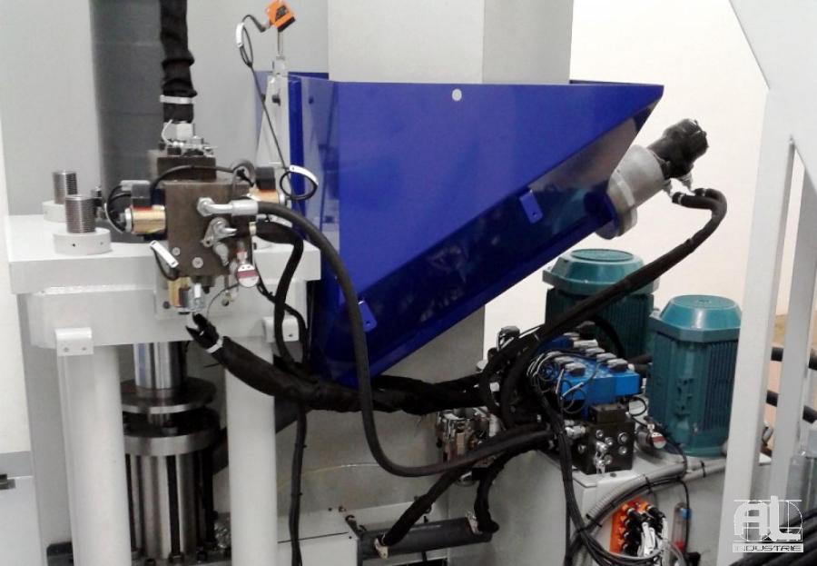Compacteuse AL Industrie - Broyage, Essorage, Compactage - Mécanique