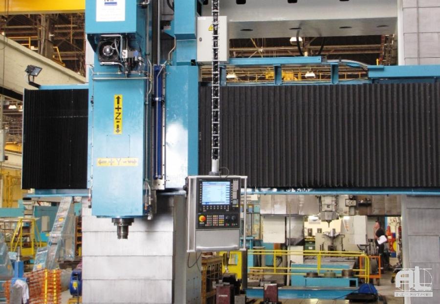 Soufflets plissés de faiseuse - Soufflets de protection centre d'usinage - Mécanique