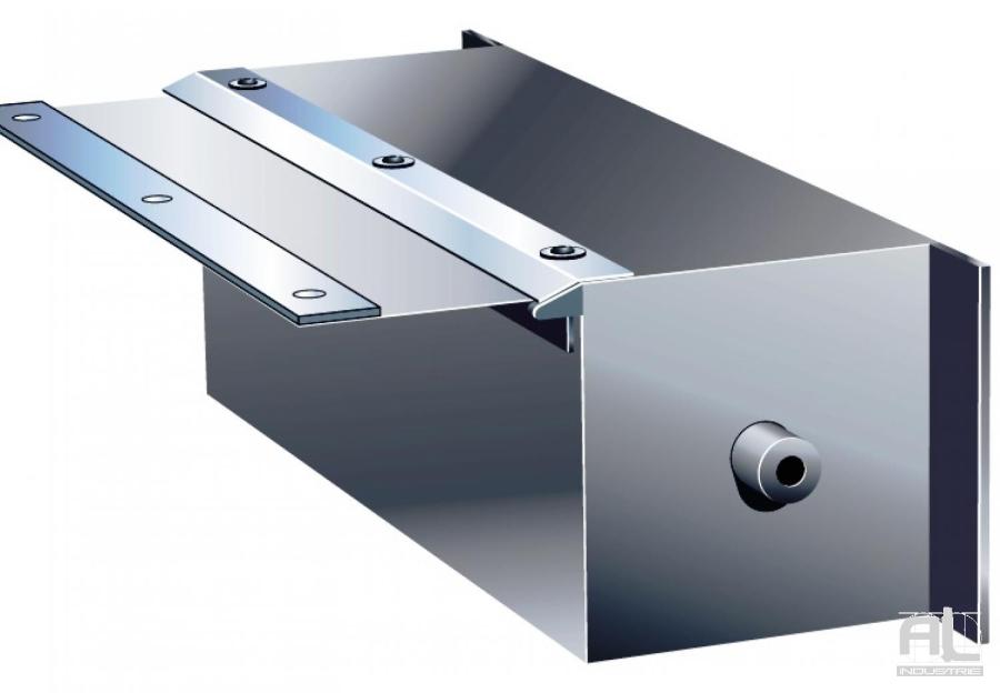 Enrouleur protection machines outils - Enrouleur avec caisson - Protecteur enrouleur