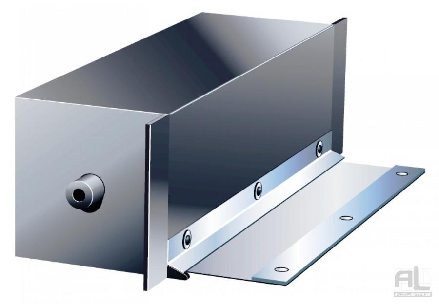 Enrouleur toile polyurethane - Enrouleur avec caisson - Protecteur enrouleur