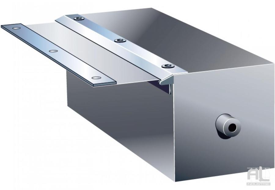 Protecteur de glissières enrouleur - Enrouleur avec caisson - Protecteur enrouleur