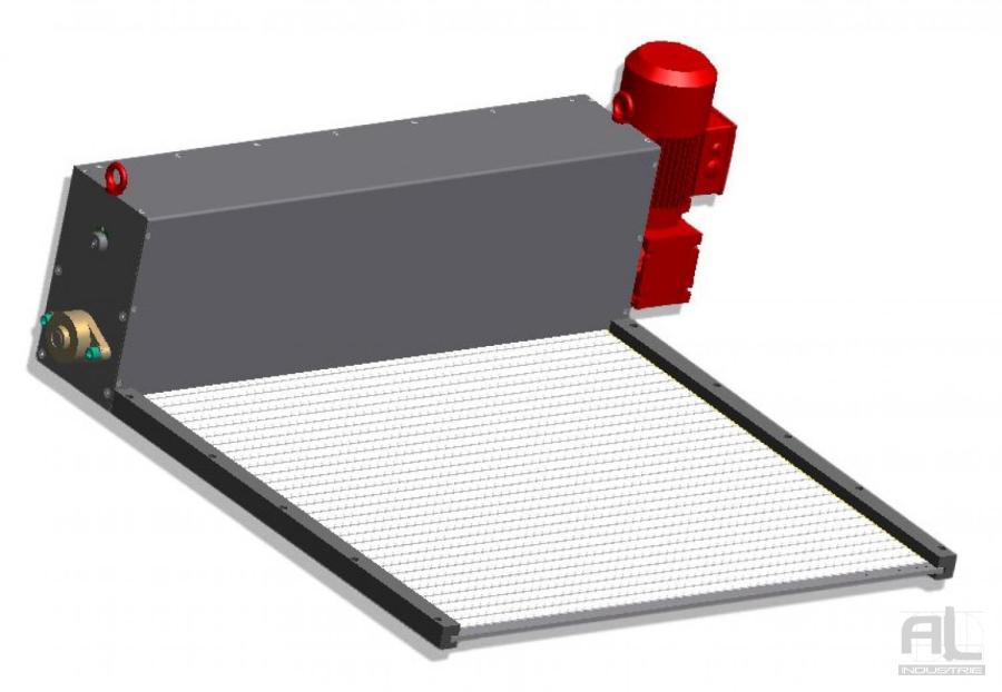 Protecteur enrouleur motorisé - Enrouleur motorisé - Protecteur enrouleur
