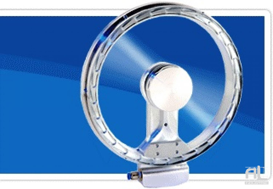 Visiport Disclair 230 - DiscAir DA230 - Vitre rotative Visiport