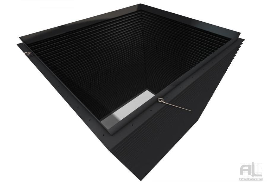 soufflets de protection tables elevatrices - Soufflet table elevatrice - Soufflets de protection