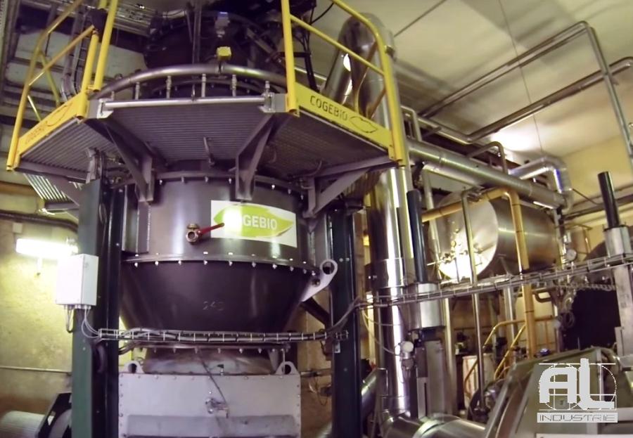 Chaudière biomasse - Convoyeur chaudière biomasse - Filière bois