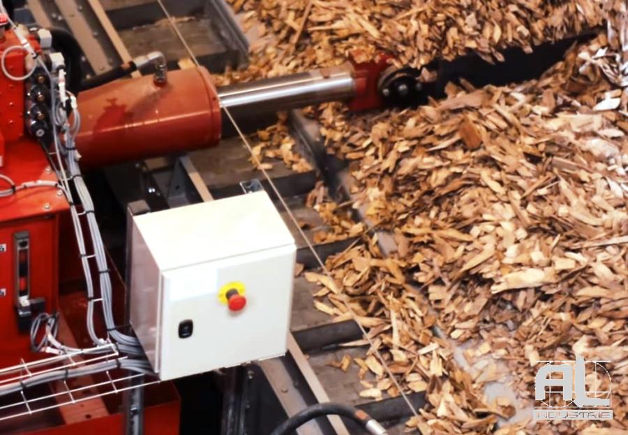 Convoyeur chaudière biomasse - Convoyeur chaudière biomasse - Filière bois