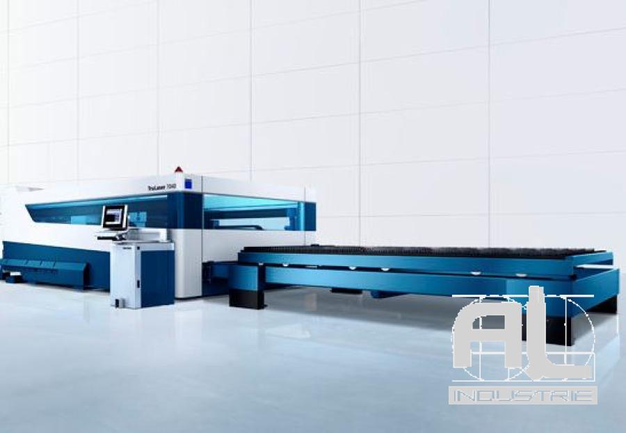 Convoyeur trumpf 5040 - Convoyeur découpe laser - Tôlerie