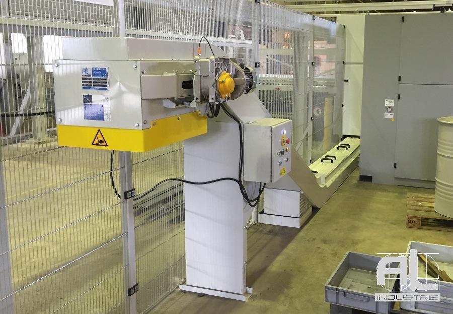 Convoyeur découpe laser - Convoyeur découpe laser - Tôlerie