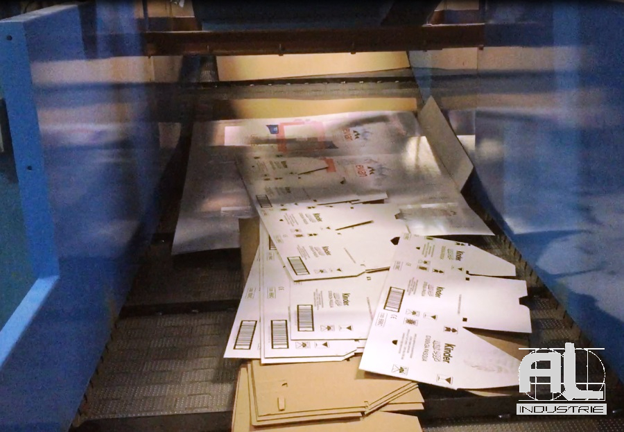 Evacuateur carton - Convoyeurs cartons - Recyclage