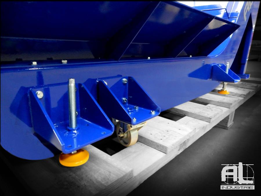 supports-de-convoyeur-piovan-125-tn1 - Convoyeur presse PIOVAN - Tôlerie