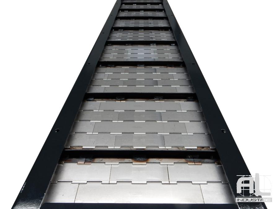 tapis de convoyeur doosan - Convoyeur à copeaux tour DOOSAN - Mécanique