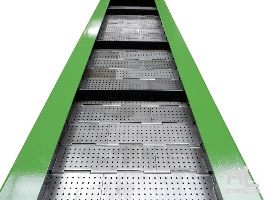 tapis-convoyeur-wickman - Convoyeur à tapis tour WINCKMAN - Mécanique