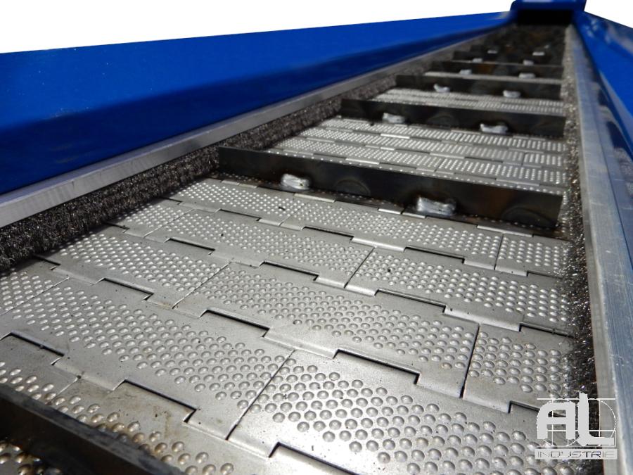 convoyeur decoupe laser trumpf - Convoyeur découpe TRUMPF - Tôlerie